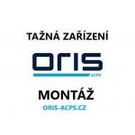Montáž tažných zařízení Vranovice-Kelčice